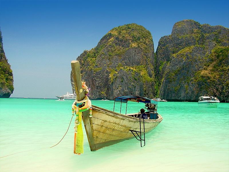 tour phi phi island