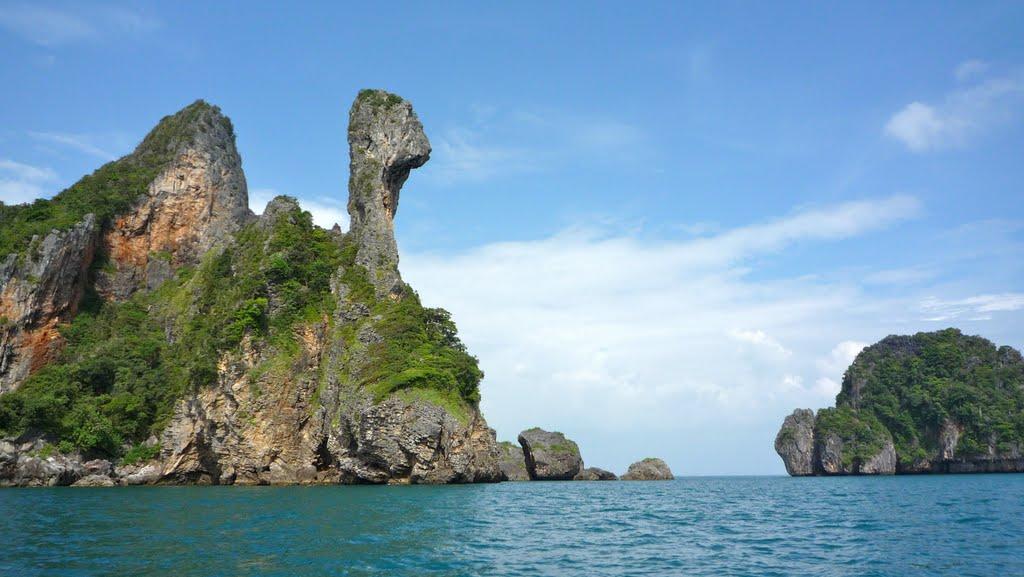escursione krabi 4 isole
