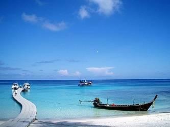 coral island escursione