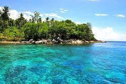 racha coral escursione
