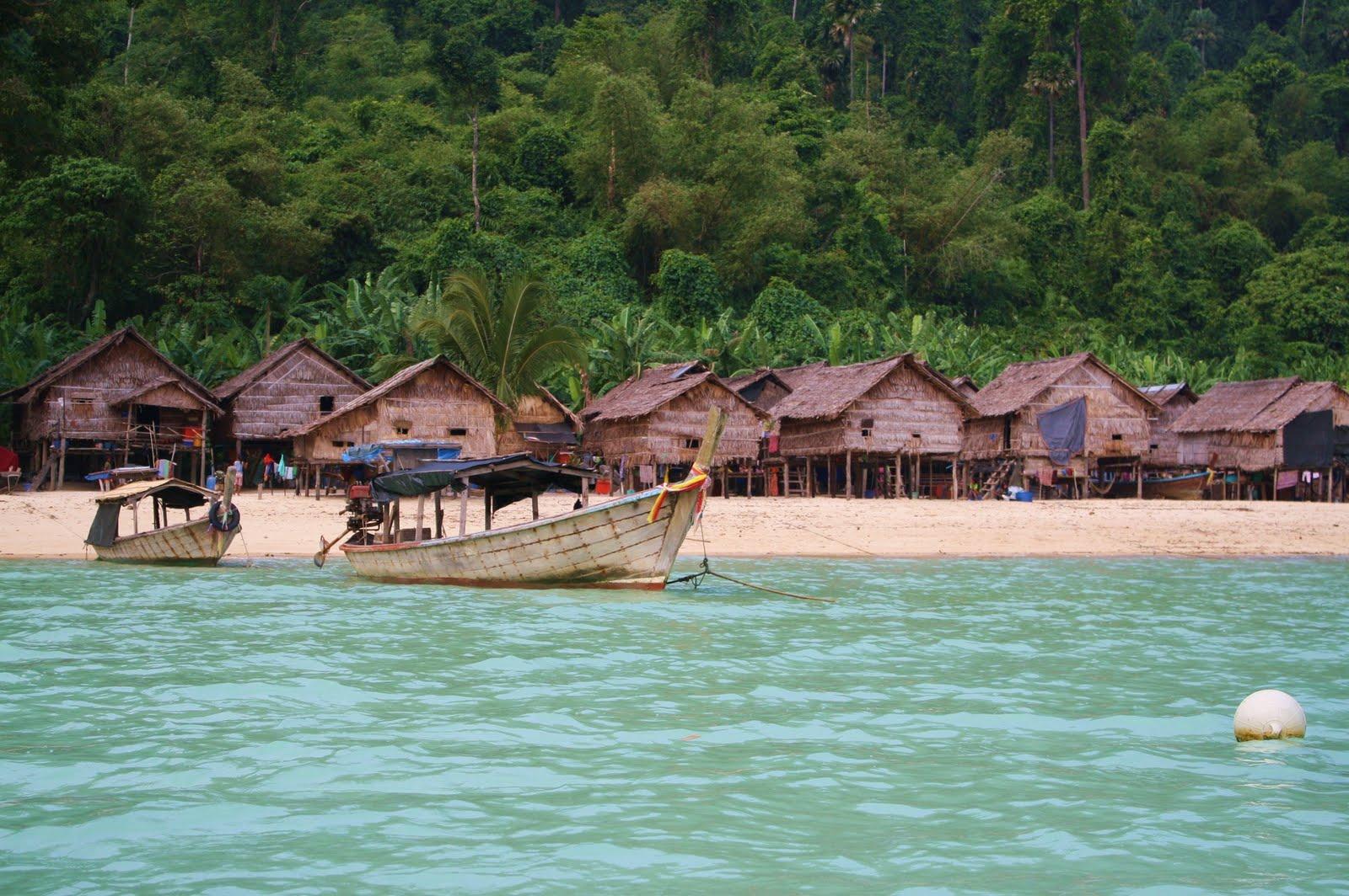 moken-village