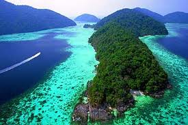 tour surin island