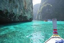 escursione phi phi bamboo