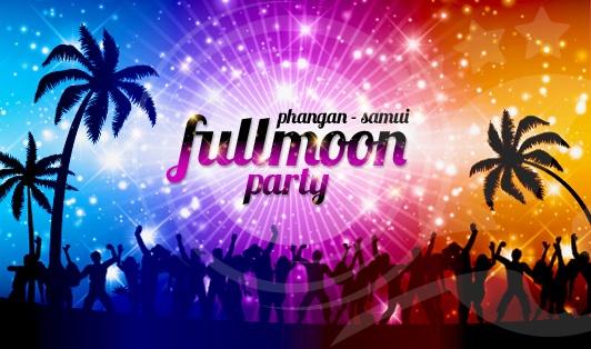 FESTA FULL MOON KOH PHANGAN